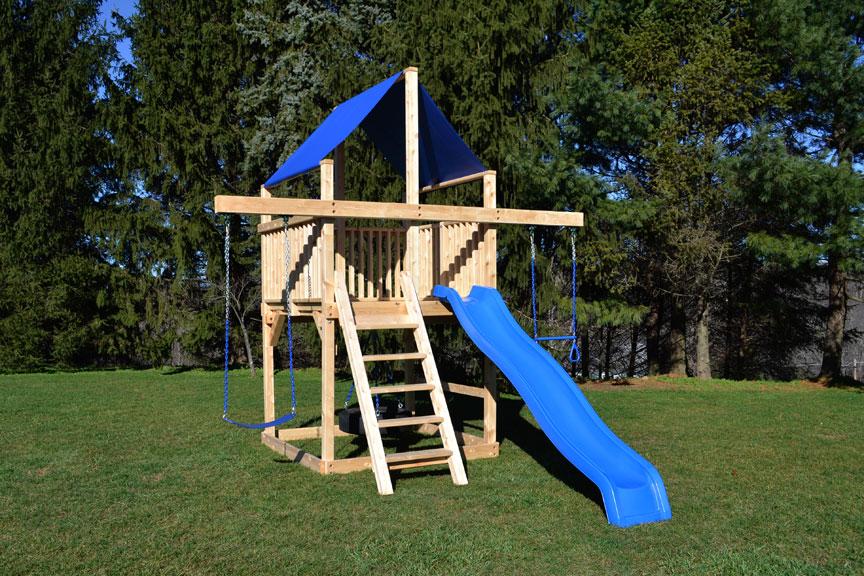 Bailey E Saver Swing Set